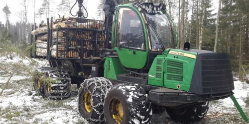 Forwarder John Deere 1510E
